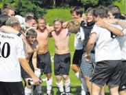 Fußball-Nachlese: In Mering wird die Nacht zum Tag