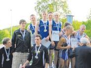 Leichtathletik: DJK-Staffel nicht zu schlagen