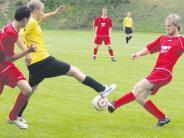 Fußball: SV Ehingen kickt den SC Biberbach raus