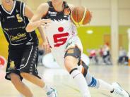 Basketball: Knie wieder heil, Vertrag unterschrieben