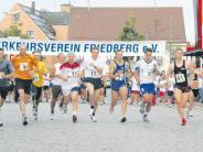 Hans-Böller-Lauf: 13 Teams rennen durch die Innenstadt