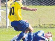 Kreisklasse Augsburg Mitte: TSV II entscheidet das Derby für sich