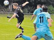 Kreisklasse Nordwest: Jetzt ist nur noch der FC Langweid ungeschlagen