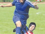 Fußball, Kreisliga Augsburg: Vollgas befürchtet