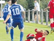 Fußball–A–Klasse: Spitzenduo nicht aufzuhalten