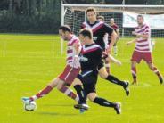 Fußball, Kreisliga AugsburgKreisliga...: Die bislang wohl schwerste Aufgabe wartet