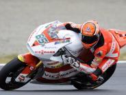 Motorsport: Bradl verliert WM-Führung durch vierten Platz in Motegi