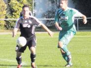 Fußball-A-Klasse Nord: Munzingen rückt Amerdingen auf die Pelle