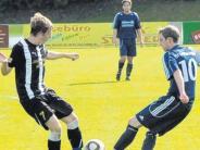 Fußball, Kreisklasse: Wegweisendes Derby
