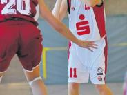 Basketball-Regionalliga: Höhen und Tiefen