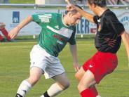 Fußball, Kreisliga: Schlägt Amberg den Spitzenreiter?