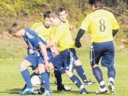 Fußball-A–Klasse: An der Tabellenspitze wird es eng