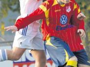 Bezirksliga Schwaben: Burgheim weiter im Aufwind