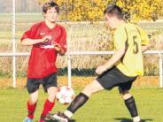 Fußball-A-Klasse Nord: Überraschungen bleiben rar