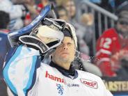 """Eishockey: """"Magier"""" Gordon entzaubert Adler"""