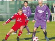 Fußball, Kreisliga AugsburgKreisliga...: Schwabegg stoppt die Überflieger