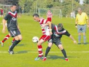 Fußball, Kreisliga Augsburg: Zum Abschluss ein Derby