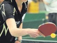 Tischtennis: Nicht mit Ruhm bekleckert