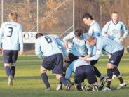 Kreisliga-Topspiel Beurener Fans in...: Emotionen nur außerhalb