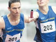 Leichtathletik:  Sprinter Fabian Böck wechselt zur LG Augsburg