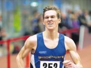 Leichtathletik: Andreas Gorol verteidigt seinen Titel