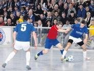Fußball: Pech und eigene Schwäche