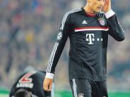 Champions League: FC Bayern kalt erwischt