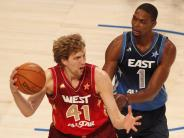 NBA: Nowitzki-Team gewinnt All-Star-Game
