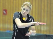 Tischtennis: Aufwärtstrend hält an