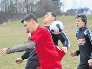 Fußball-Testspiele: Nicht alle sind schon für den Ernstfall gerüstet