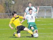 Fußball Bezirksliga Süd: Stätzling trifft auf die Elf der Stunde