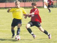 Fußballvorschau: Topspiel steigt in Amerdingen