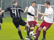 Fußball-B-Klasse West IV: FC Osterbuch stolpert in Glött