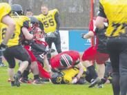 American Football: Ants wollen München zu Fall bringen
