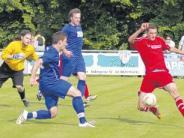 Fußball, Relegation: Königsbrunn macht das Tor nicht