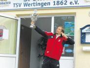 Fußballer des Jahres: Der Pott bleibt in Wertingen
