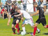 Kreisklasse Augsburg Mitte: Der SV Ottmaring verteidigt die Tabellenführung