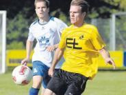 fussball: Leitershofen muss klein beigeben