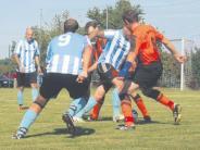 A-Klasse: Die Aufsteiger dominieren die Liga