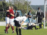 Fußball-A-Klasse West II: Gegen Ende platt