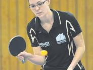 Tischtennis: Haarscharf an einer Überraschung vorbei