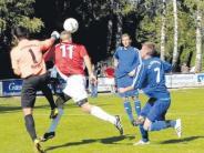 Fußball,Kreisklasse Augsburg Süd: Hoffnung auf das Oberhaus