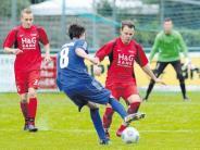 fussball: Entscheidung durch Fehlentscheidung