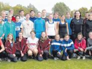 Leichtathletik: Drei Team-Triumphe zum Saisonabschluss