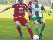 Fußball-A-Klasse West III: Kartenflut in Baiershofen
