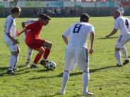 Fußball: Zaisertshofen leistet Amberg Gesellschaft