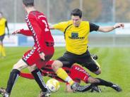fussball: TSV Gersthofen ackert sich zur Nullnummer