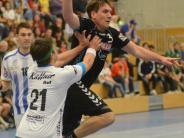 """Handball: """"Großkampftag"""" in der TSV-Halle"""