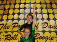 Rock'n'Roll: Herrich/Guha sind Bayerns bestes Schülerpaar