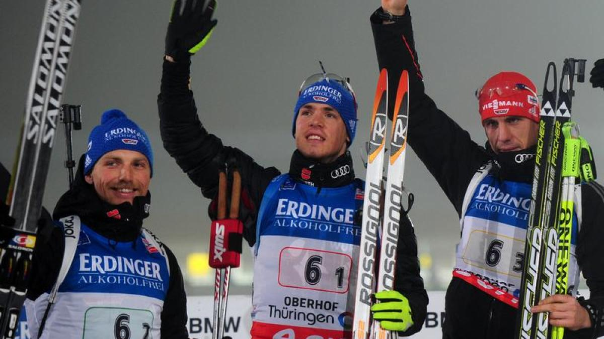 biathlon live heute
